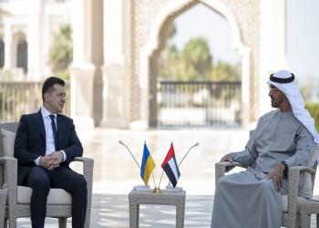 الإمارات وأوكرانيا توقعان اتفاقيات بقيمة تزيد عن 3 مليارات دولار