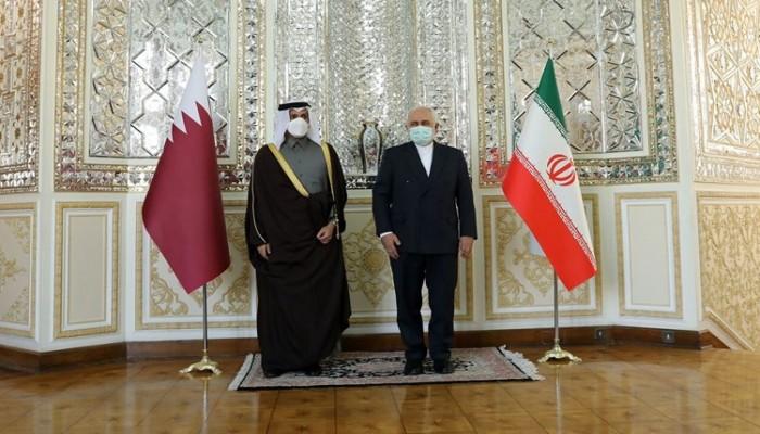 وزيرا خارجية قطر وإيران يبحثان وساطة الدوحة لاستئناف الاتفاق النووي