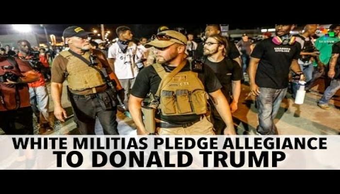 الإرهاب الأبيض خطر على أمريكا