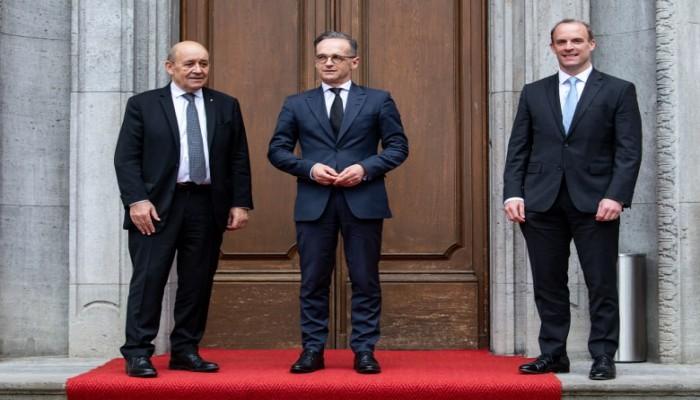 وزراء خارجية الدول الكبرى يبحثون نووي إيران والوضع الأمني بالشرق الأوسط