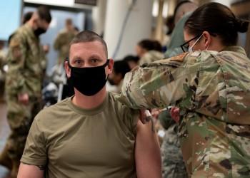البنتاجون: ثلث العسكريين الأمريكيين يرفضون تلقي لقاح كورونا