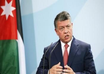 """ملك الأردن في تغريدة إلى مدير المخابرات: """"جهودكم مشكورة.. عودوا إلى الاختصاص بوتيرة أسرع"""""""