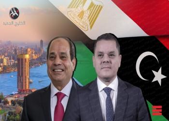 السيسي يستقبل الدبيبة في القاهرة.. ومصادر: اتفاق على عودة العلاقات بشكل كامل
