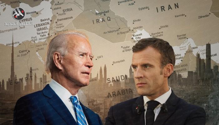 هل يعود التنسيق الأمريكي الفرنسي بالشرق الأوسط لطبيعته في عهد بايدن؟