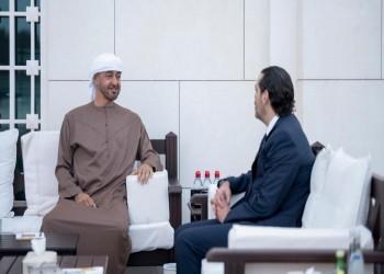 الثانية في أسبوعين.. سعد الحريري يلتقي بن زايد في أبوظبي