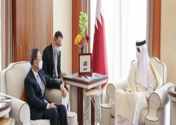 في رسالة شفوية لأمير قطر.. الرئيس الصيني: نرغب في تعزيز العلاقات الاستراتيجية