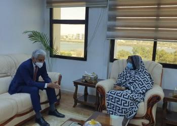 السودان يجدد دعوته لاتفاق ملزم بشأن سد النهضة