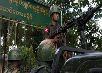 واشنطن: قلقون من فتح قوات الأمن والجيش النار على الناس في ميانمار