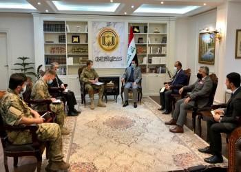 العراق والناتو يبحثات توسيع مهمة الحلف لمواجهة تنظيم الدولة
