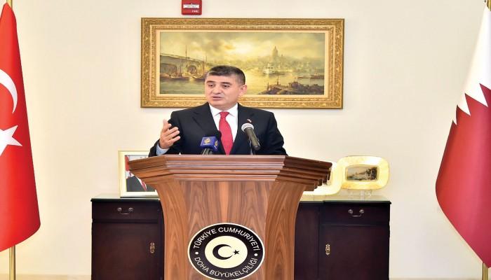 سفير تركيا في قطر: علاقاتنا الثنائية ضمان للسلم في المنطقة