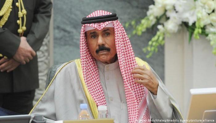 السيسي يبعث برسالة خطية إلى أمير الكويت