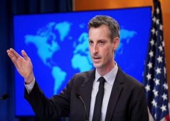 واشنطن: سنحمل إيران مسؤولية مهاجمة حلفائها لنا بالعراق