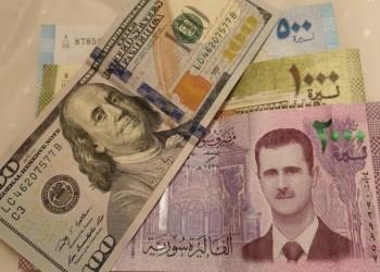 مقابل الدولار.. الليرة السورية تهوي إلى مستوى قياسي جديد
