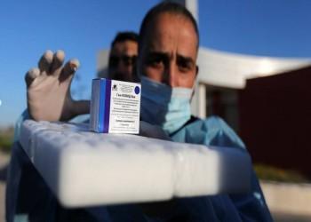 إطلاق حملة تطعيم ضد فيروس كورونا في قطاع غزة