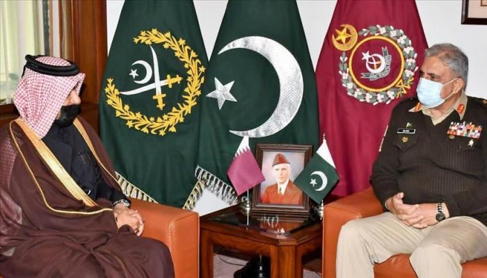 مباحثات قطرية باكستانية حول مفاوضات السلام الأفغانية في الدوحة