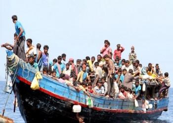 الأمم المتحدة تطالب بتحرك فوري لإنقاذ لاجئين روهينجيين عالقين بالبحر