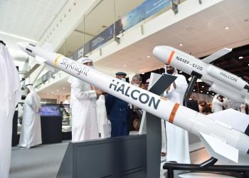 آيدكس.. هالكن تكشف عن أول صاروخ دفاع جوي يصنع في الإمارات