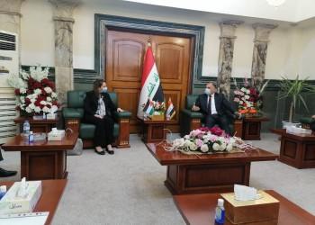 مباحثات أردنية عراقية في لتعزيز التعاون الاقتصادي