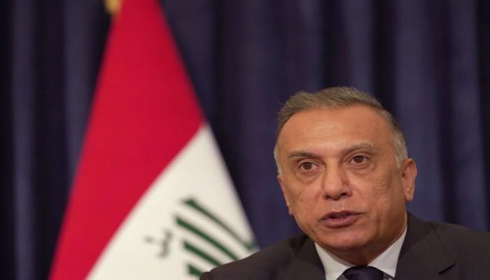 أول اتصال بمسؤول عربي.. بايدن يحث الكاظمي على محاسبة مدبري الهجمات الصاروخية
