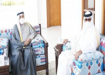 وزير الدفاع الكويتي يزور قطر ويلتقي الشيخ تميم