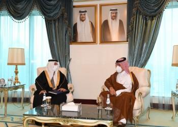 وسط أجواء متوترة.. وزير خارجية قطر يتلقى رسالة من نظيره البحريني