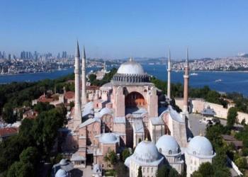 اليونان تدعو إلى إعادة آيا صوفيا إلى متحف.. وأردوغان يرد