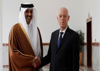 أمير قطر يستجيب لدعوة قيس سعيد بشأن إعدام مواطن تونسي