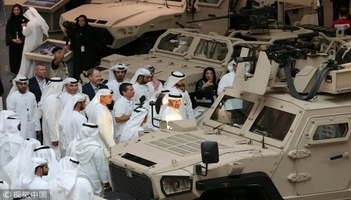رغم كورونا.. شركات سلاح إسرائيلية تسجل حضورها الأول بمعرض آيدكس بالإمارات