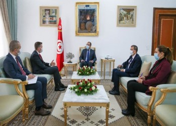 تأكيد تركي تونسي على التعاون لإعادة إعمار ليبيا