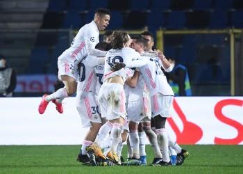 ريال مدريد الإسباني ومانشستر سيتي الإنجليزي يحققان فوزا مهما بأبطال أوروبا