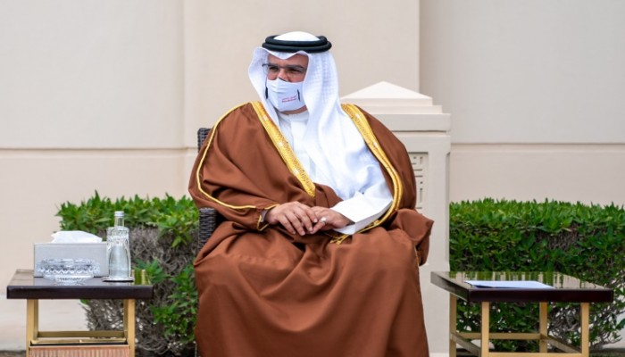 ولي عهد البحرين: أي حل مع قطر يجب أن يحفظ مصالح الجميع