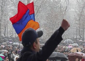 روسيا تطالب أطراف الأزمة في أرمينيا بضبط النفس