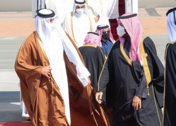 أمير قطر يبعث ببرقية اطمئنان على صحة بن سلمان