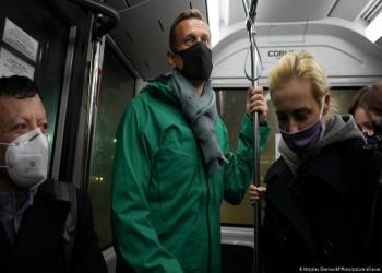 روسيا: نقل المعارض ألكسي نافالني من سجنه إلى مكان مجهول