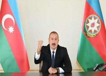 رئيس أذربيحان: انقلاب أرمينيا شأن داخلي ونحذر من عدم تنفيذ اتفاق قره باغ