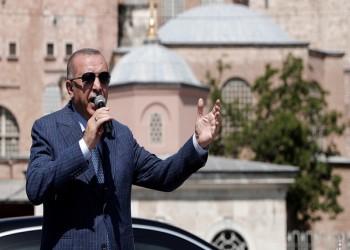 أردوغان يهاجم رئيس وزراء أرمينيا ويرفض الانقلاب العسكري عليه