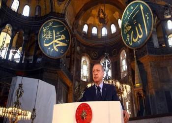 صحيفة تختار أردوغان شخصية العام الإسلامية في 2020