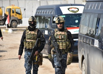 مقتل 3 متظاهرين في صدامات مع قوات الأمن العراقية
