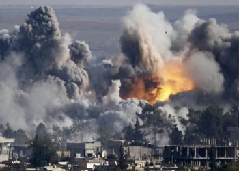 صور لأقمار صناعية تكشف حجم الدمار جراء الضربة الأمريكية بسوريا
