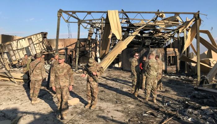 قائد عسكري أمريكي بارز يكشف تفاصيل جديدة بشأن قصف قاعدة عين الأسد