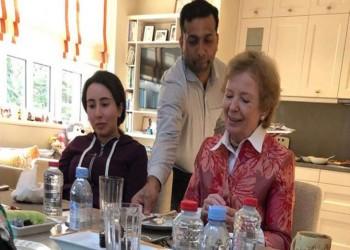 رئيسة أيرلندا السابقة تأسف لسذاجتها في قضية ابنة حاكم دبي