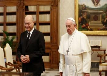 بغداد: زيارة بابا الفاتيكان للعراق تاريخية وتدعم التعددية الدينية