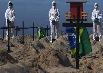 بأكثر من 60 ألف إصابة يومية.. البرازيل تواجه موجة تفشي كورونا قاسية