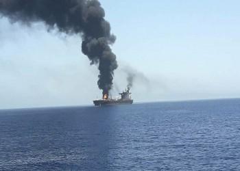 انتقام المقاومة.. صحيفة إيرانية تعلق على انفجار سفينة إسرائيلية ببحر عمان