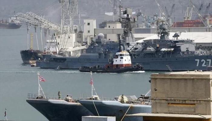 السودان.. وصول أول سفينة حربية روسية إلى ميناء بورتسودان