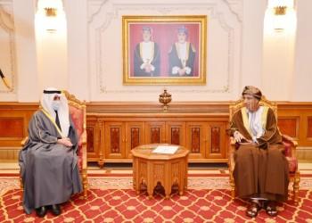 أمير الكويت يبعث رسالتين إلى سلطان عمان وملك البحرين
