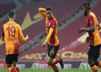 المصري مصطفى محمد أحسن لاعب في تركيا خلال فبراير