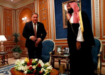 بومبيو: الكثيرون في السعودية يرغبون بتطبيع العلاقات مع إسرائيل