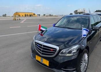 سيقدم أوراق اعتماده اليوم.. وصول أول سفير إماراتي إلى إسرائيل