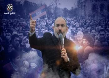 أرمينيا.. حشد من معارضي رئيس الحكومةيقتحمون مقار عدة وزارات